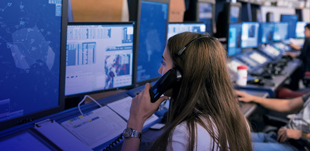 EIZO – monitory do kontroli ruchu lotniczego