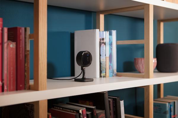 Domowa kamera monitorująca Eve Cam
