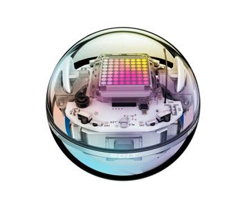 Sphero Bolt - robot edukacyjny z matrycą LED i aplikacją