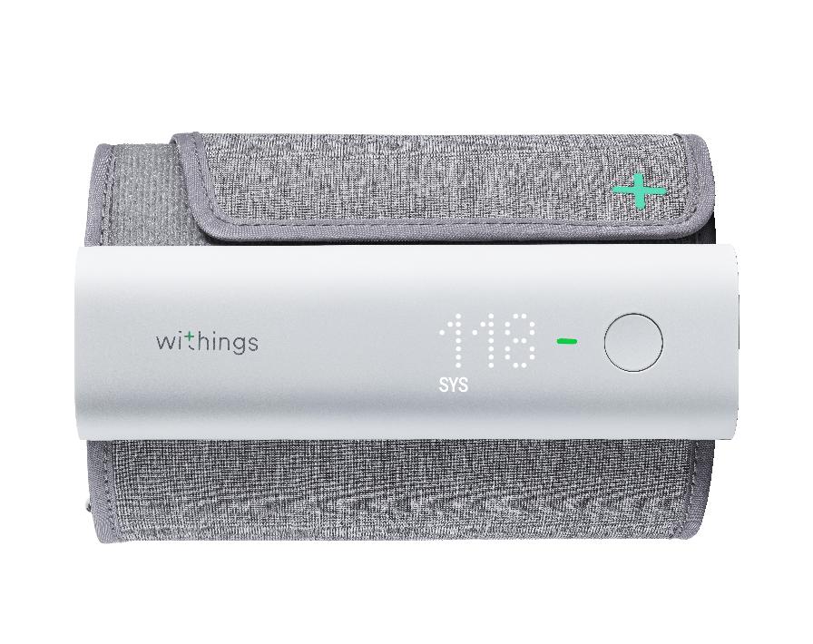 Withings BPM Connect - ciśnieniomierz z funkcją pomiaru pulsu