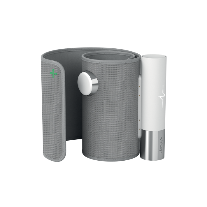 BPM Core - pierwszy na świecie ciśnieniomierz z funkcją pomiaru EKG i stetoskopem.