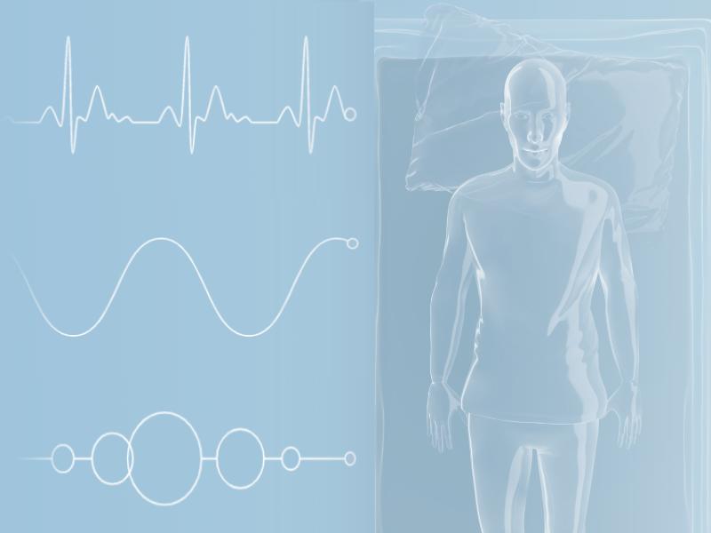 Monitorowanie cykli snu