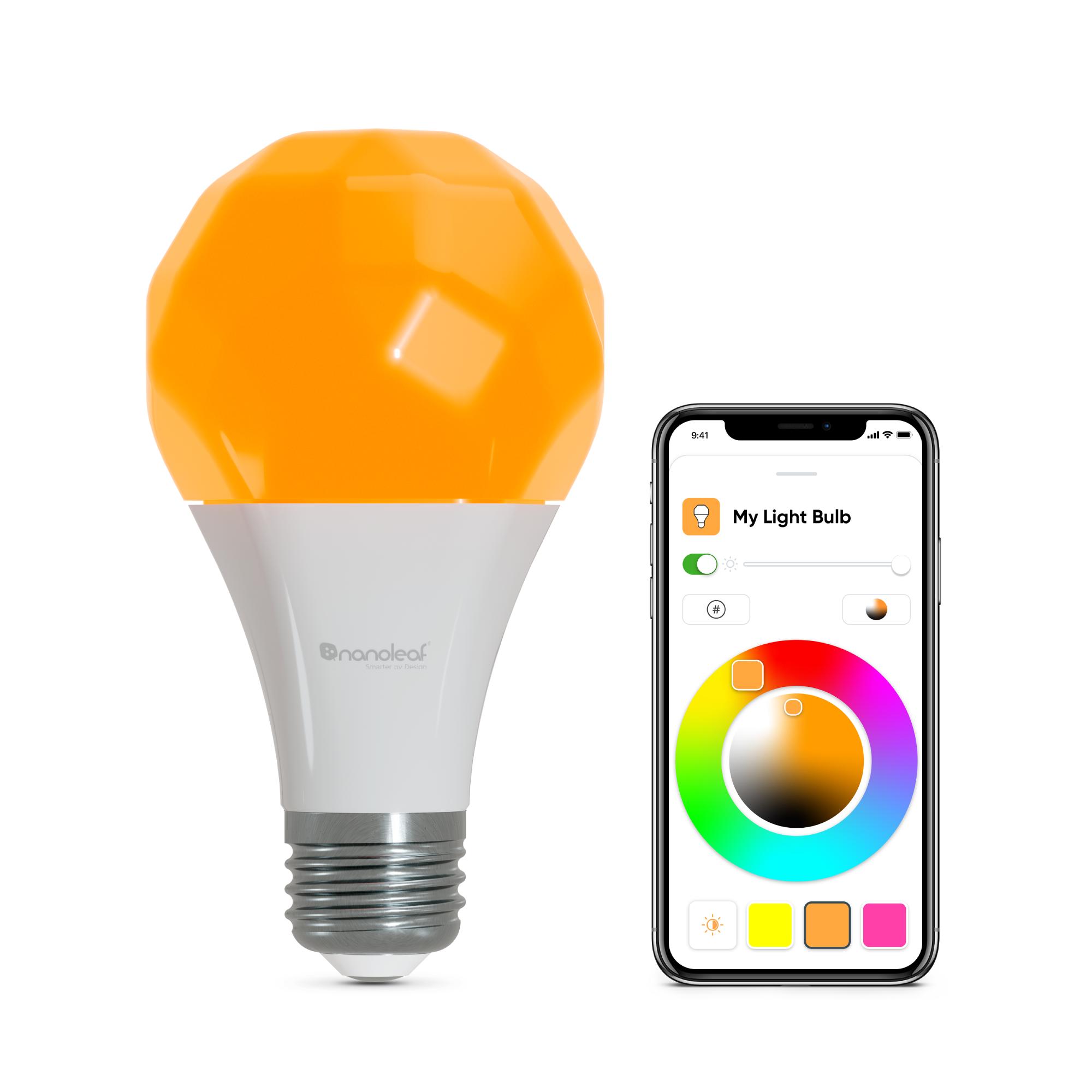 Nanoleaf Essentials Smart Bulb – znacznie więcej niż żarówka