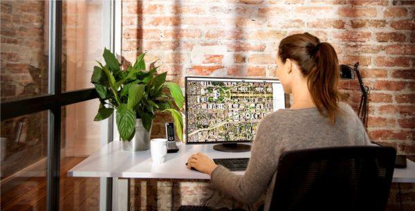 Monitory do biura w domu