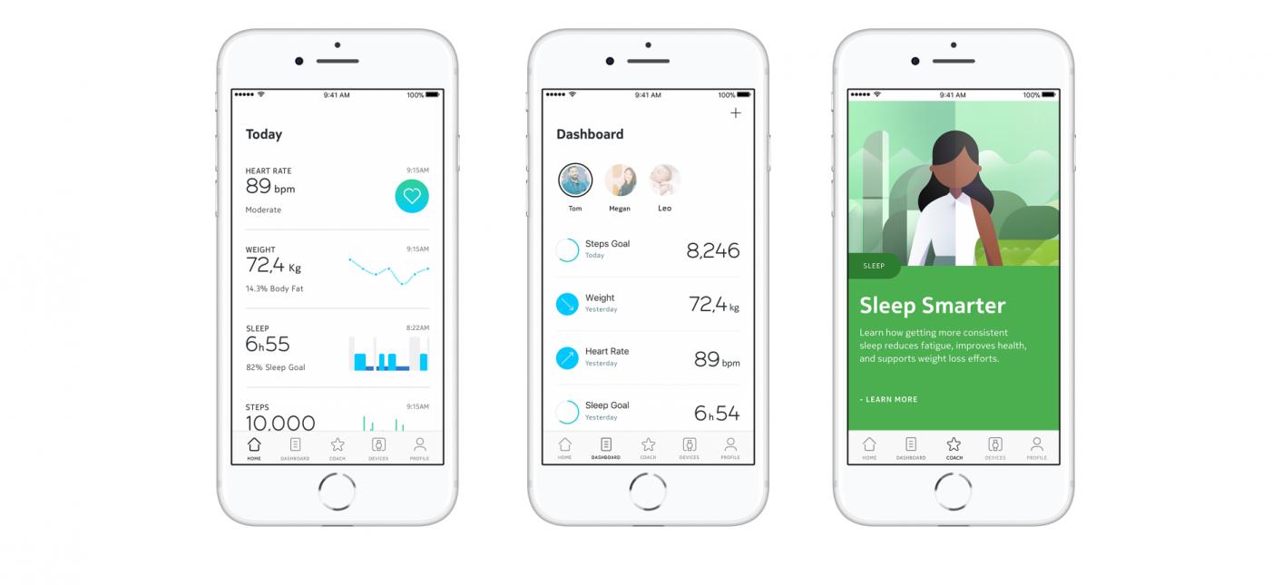 Withings Health Mate – aplikacja, dzięki której zdrowy styl życia stanie się Twoim nawykiem