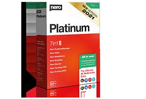 Nero Platinum– pakiet 7 programów do codziennej pracy z multimediami