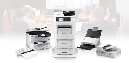 Skanery i drukarki Epson